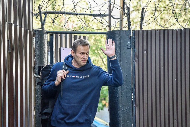 L'opposant russe Navalny libéré après 30 jours de détention