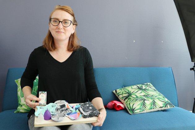 Cette start-up caennaise lance ses culottes menstruelles