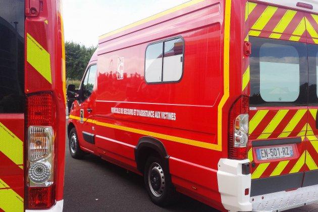 Saint-Germain-le-Gaillard. Manche: un accident entre 3 voitures fait 6 blessés