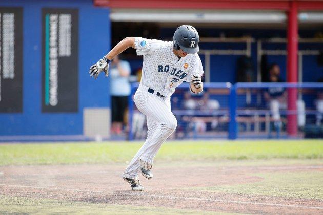 Baseball : 15e titre de champion de France pour les Huskies de Rouen