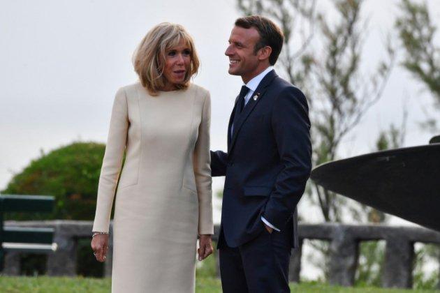 Feux en Amazonie: Macron riposte à Bolsonaro après ses insultes à son épouse