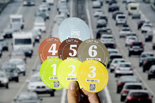 La circulation différenciée reconduite mardi en région parisienne et dans la métropole lilloise