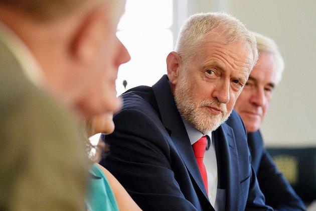 """Brexit : l'opposition britannique s'entend pour tenter d'empêcher un """"no deal"""""""