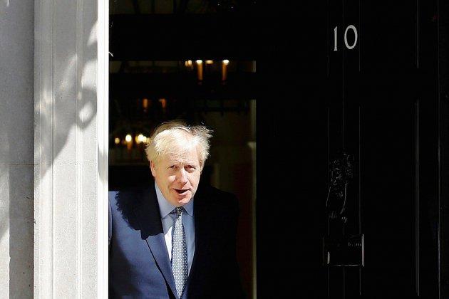 Brexit: le Parlement britannique suspendu jusqu'au 14 octobre