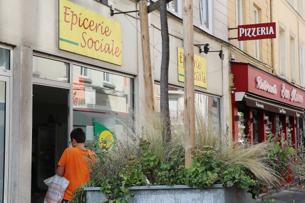 Bientôt une épicerie sociale pour les étudiants de l'agglo rouennaise