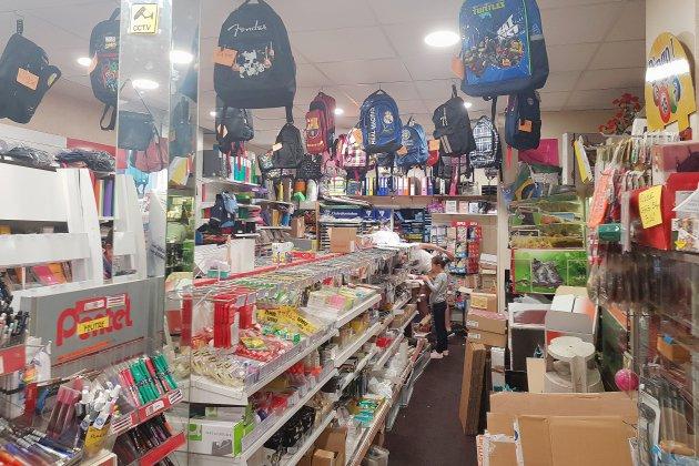 La course aux fournitures scolaires dans les magasins du Havre