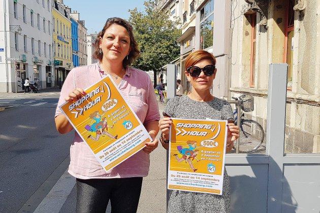 """Cherbourg: 500 euros à dépenser avec l'opération """"Shopping Hour"""""""