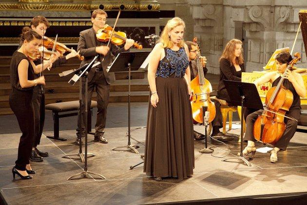 Musique vocale. Concours Corneille: la reconnaissance à la chapelle Corneille à Rouen