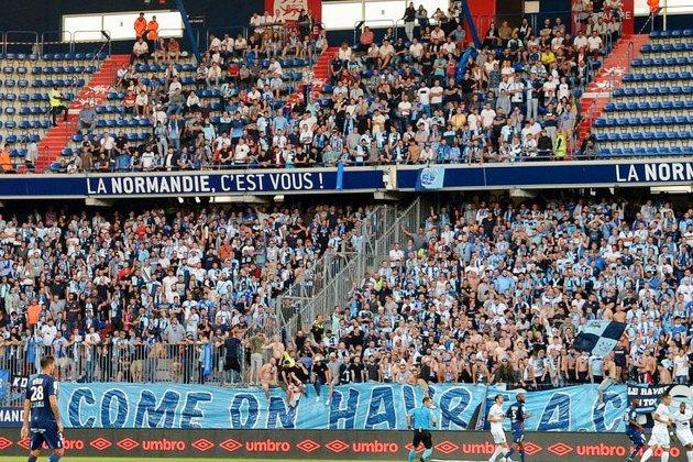 [REPLAY] : revivez les buts de l'écrasante victoire du HAC à Caen (0-3)