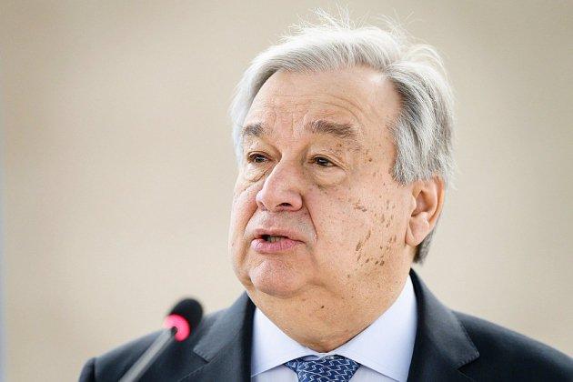 Ebola et la sécurité à l'agenda de la visite du patron de l'ONU en RDC