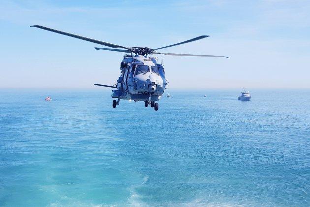 Marée : un homme décède au large de Luc-sur-Mer