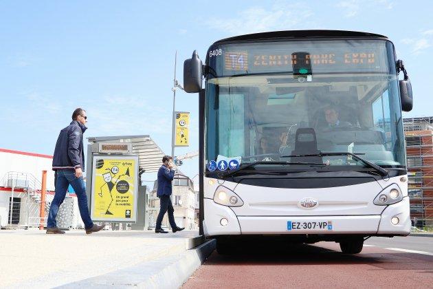 Rouen : des contrôleurs en civil dans les transports en commun