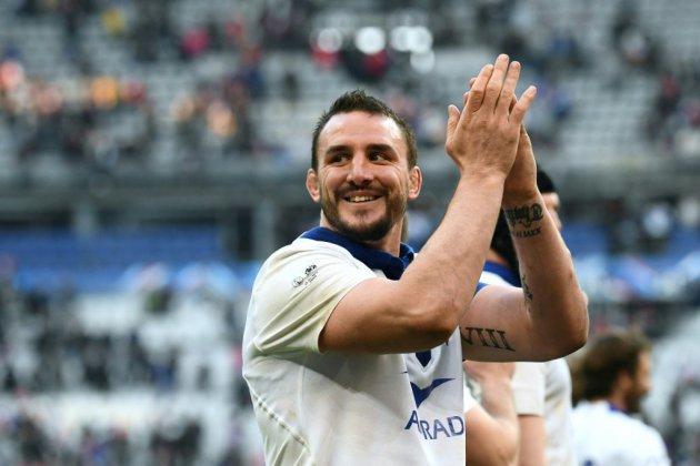 XV de France: le soldat Picamoles sauvé pour la Coupe du monde