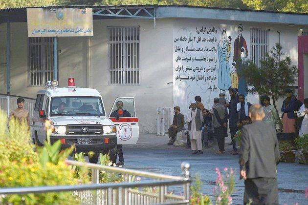 Kaboul: 16 morts dans une attaque talibane durant une visite de l'émissaire américain