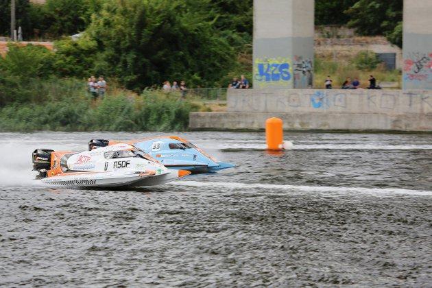 Championnat de France inshore : à fond de cale au bassin de Calix !
