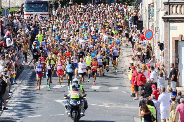 Le 41e semi-marathon de Bolbec