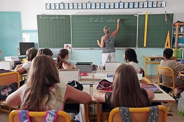 Manche : premiers pas en anglais dès l'école maternelle !