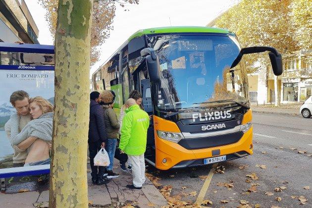 Le Havre : record de fréquentation pour FlixBus