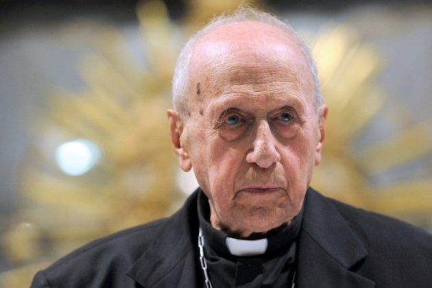Mort du cardinal Etchegaray, annonce le diocèse de Bayonne
