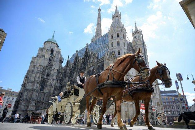 Vienne de nouveau classée ville la plus agréable du monde