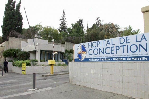 Marseille: disparu à l'hôpital, un septuagénaire retrouvé mort dans une unité désaffectée