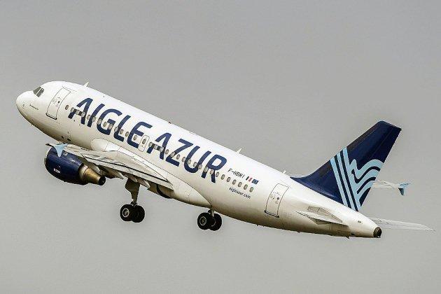 Dans l'attente d'un repreneur, Aigle Azur suspend une partie de ses vols