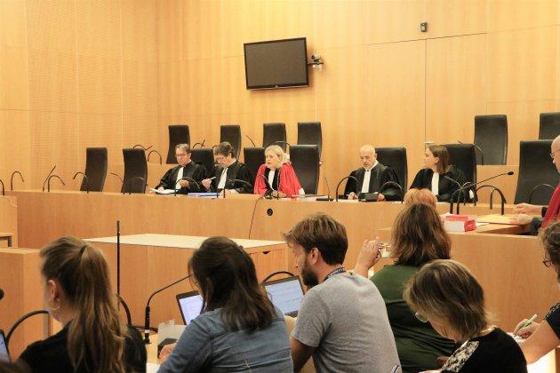 Cour criminelle de Caen : deux ans de prison pour tentative de viol