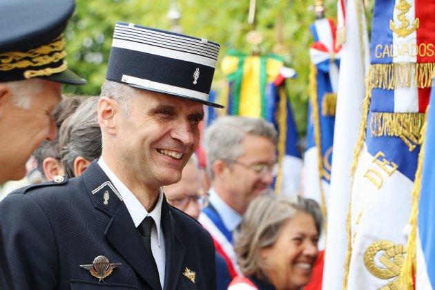 Calvados : un nouveau patron à la tête de la gendarmerie