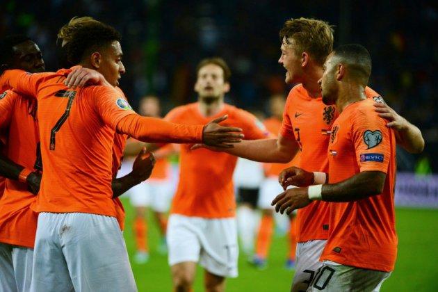 Euro-2020: les Pays-Bas punissent l'Allemagne 4-2 à Hambourg