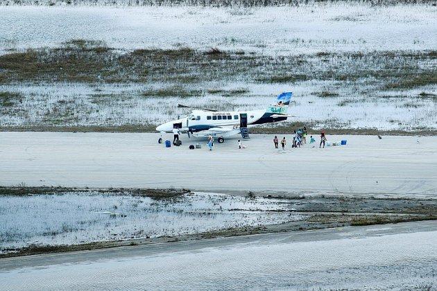 Les évacuations s'accélèrent aux Bahamas face à l'urgence sanitaire