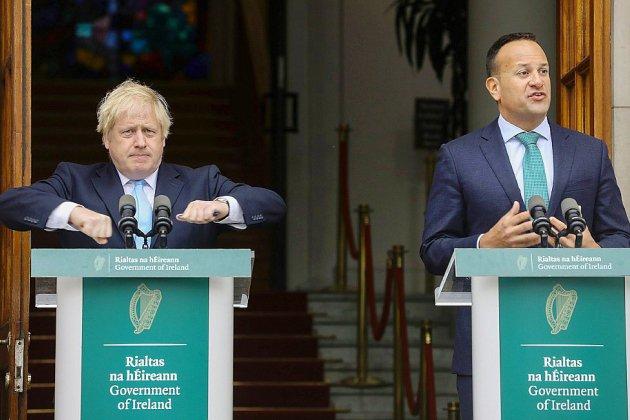 """Brexit: Londres n'a toujours pas présenté de proposition """"réaliste"""", selon Dublin"""