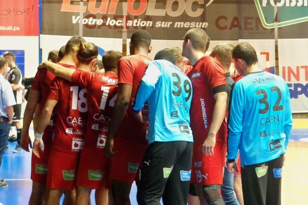 Handball (N1M) : Caen démarre sa saison par une défaite contre Gonfreville