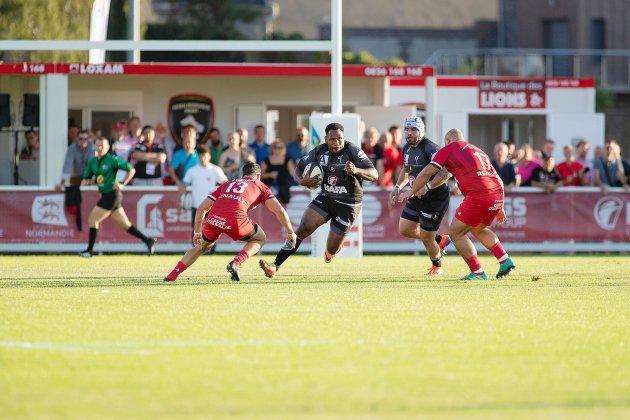 Rugby : Rouen avance mais ne décroche toujours pas de victoire