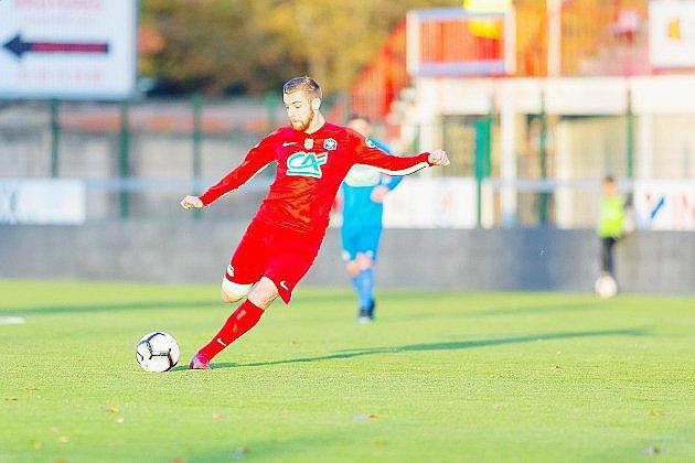 Football : le FC Rouen partage les points avec Granville