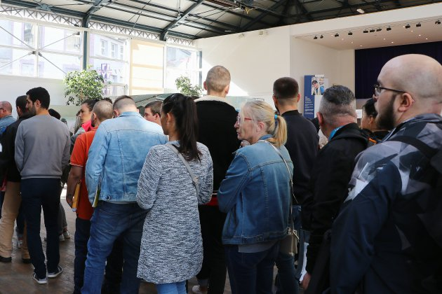 Cherbourg: LM Wind Power organise un job dating
