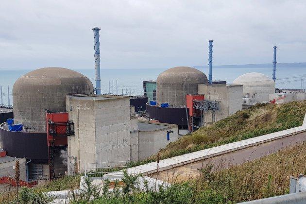 La centrale nucléaire de Flamanville sous surveillance renforcée