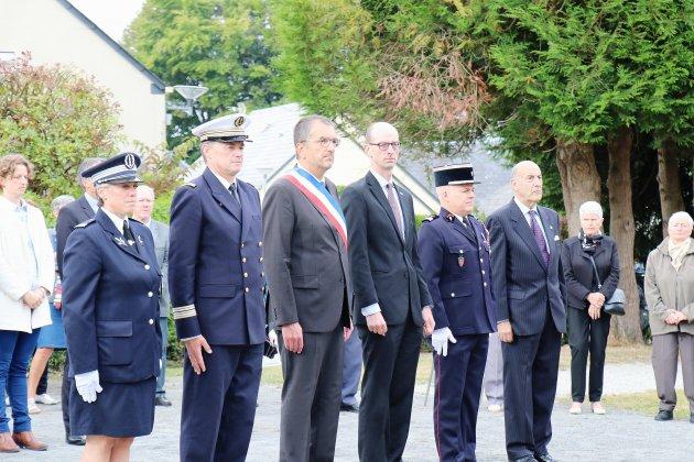 Saint-Lô : hommage aux victimes des attentats du 11 septembre 2001