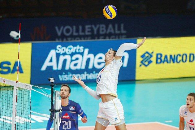 Volley: les Français à la (re)conquête de l'Europe