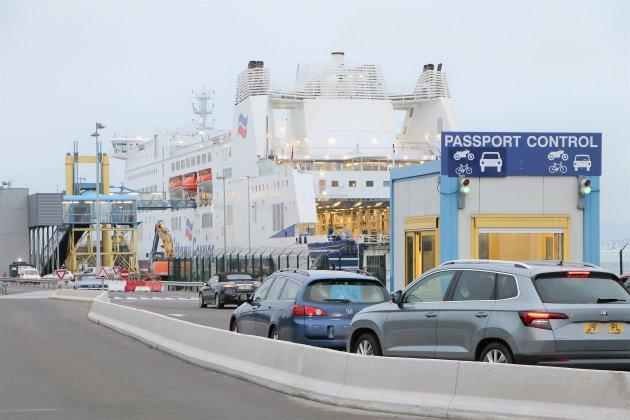 Ouistreham : Brittany Ferries perd des voyageurs sur la période estivale