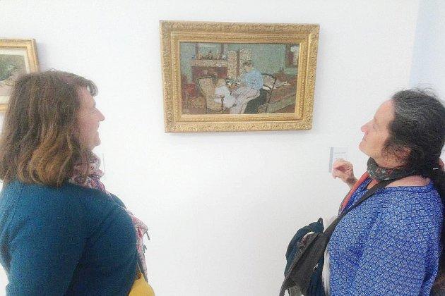 Vuillard et Roussel: portraits de famille au musée de Vernon