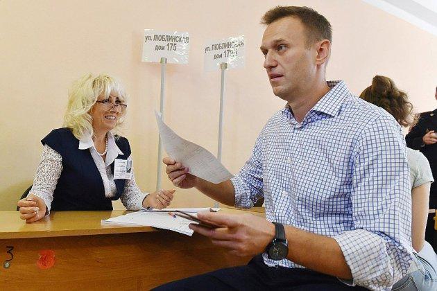 En Russie, perquisitions massives contre les équipes de l'opposant Navalny