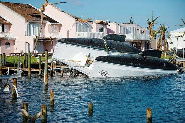 Ouragan Dorian: encore 1.300 personnes non localisées aux Bahamas, menacées par une nouvelle tempête
