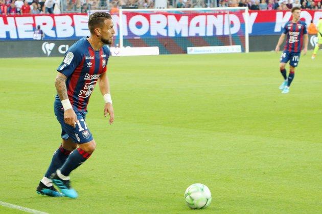 Football (Ligue 2) : A Troyes, Caen veut montrer son nouveau visage