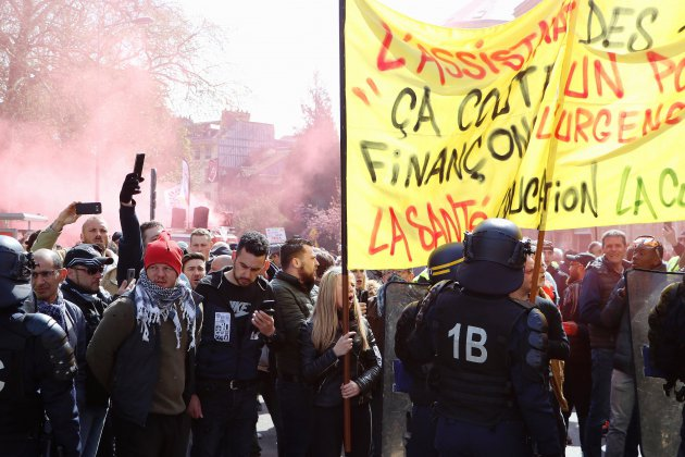 Rouen. Acte 44 des Gilets jaunes : interdiction de manifester à Rouen