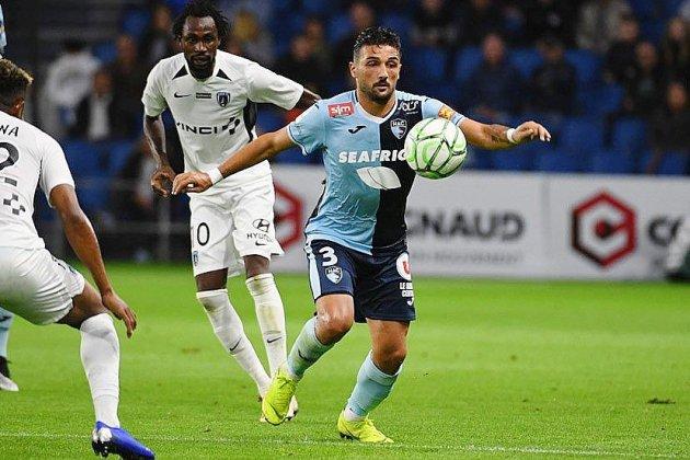 Football (Ligue 2) : Le HAC freiné par la lanterne rouge