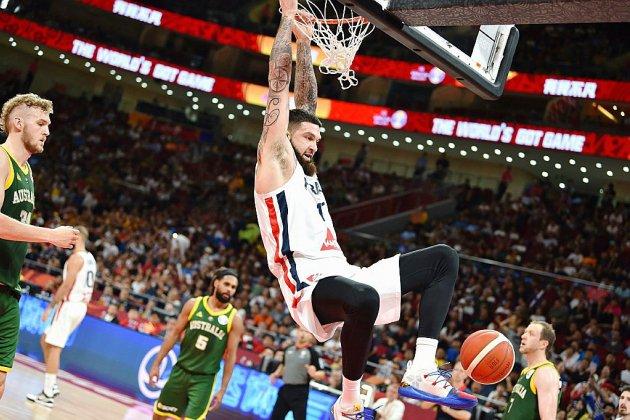 Basket: la France remporte son deuxième bronze mondial en dominant l'Australie