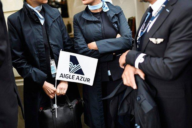 Aigle Azur: le tribunal de commerce se penche sur les offres de reprise