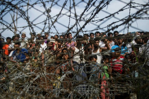 """Birmanie: les Rohingyas vivent sous la menace d'un """"génocide"""", selon l'ONU"""