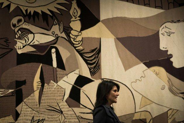 L'ONU s'excuse après avoir attribué le bombardement de Guernica à l'Espagne
