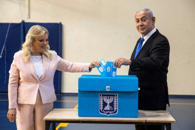 """Netanyahu appelle les Israéliens à voter, prévoit un scrutin """"très serré"""""""
